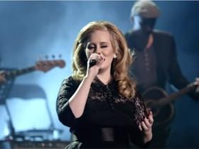 Adele - Rolling in the Deep 內心深處翻騰著
